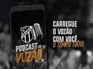 Ceara SC lança o podcast oficial do clube