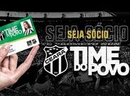 Ceará x Grêmio: confira as informações sobre recargas do plano Time do Povo para o jogo