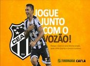 Faça sua aposta na Timemania e contribua com o crescimento do Ceará
