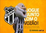 Aposte na Timemania e jogue junto com o Ceará