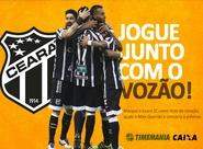 Aposte na Timemania e concorra ao prêmio de R$ 15 milhões de reais