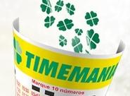 Troque apostas da Timemania por ingressos de Ceará x Londrina