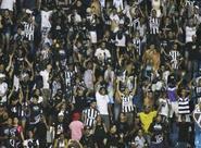 Continua a venda de ingressos para Ceará x Figueirense