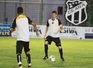 Grupo alvinegro participou de treino técnico, em Porangabuçu