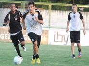 Ceará iniciou a preparação para o duelo contra o Paysandu