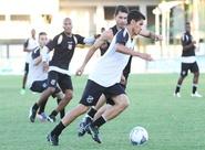 Pensando na terceira rodada da Série B, Ceará encerrou preparação