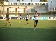 Ceará mantém preparação para partida diante do CSA