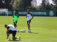 Ceará encerra preparação para jogo diante do São Paulo
