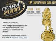Premiação do Vovô de Ouro acontece hoje. Confira programação
