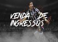 Continua a venda de ingressos para a partida entre Ceará e Fortaleza