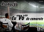 """Ceará x Icasa: Promoção Eu """"Vô"""" de Camarote"""