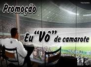 """Ceará x CRB: Eu """"VÔ"""" de Camarote"""