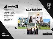 Vozão TV: Confira o que vai rolar no episódio 72