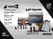 Vozão TV: Confira o que vai rolar no episódio 66