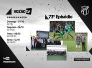 Vozão TV: Confira o que vai rolar no episódio 73