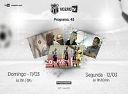 Vozão TV reestreia no canal Premiere Clubes para a temporada 2018