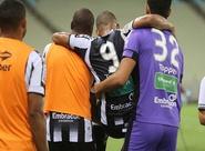 DM Alvinegro emite boletim médico sobre atacante Rafael Costa