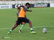 No Vovozão, sábado foi de treino técnico para atletas alvinegros