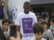 Em partida contra a Chape, Ceará reforçou campanha do Setembro Roxo