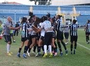 Fut. Feminino: De virada, Ceará vence o Tiradentes e é Campeão Cearense do 1º turno