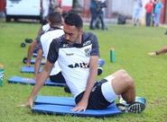 Ceará treina em São Paulo e embarca para BH, onde enfrenta o Cruzeiro