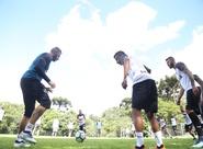 Em Curitiba, Ceará realiza treino apronto e finaliza preparação para duelo frente ao Atlético/PR