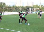 Visando o Brasileiro de Aspirantes, categoria Sub-20 realizou match treino em Porangabuçu