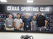 Ceará apresenta oficialmente quatro novos Gerentes do clube