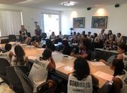Meninas do Vovô participam de palestra sobre administração de carreira e finanças