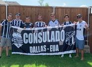 Consulados Alvinegros fora do país aproximam torcedor alvinegro que mora fora do Brasil ao Mais Querido.