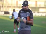 Enderson e Ricardinho destacam aspectos positivos na preparação durante pausa do Brasileiro