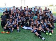 Sub-15: Deu Ceará na final da Copa Seromo Sub-15 contra o Fortaleza
