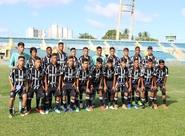 Sub-15: Ceará vence Ferroviário na estreia do Campeonato Cearense