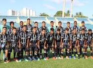 Sub-15: Ceará goleia Anjos do Céu na segunda rodada do Campeonato Cearense