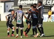 Sub-17: Ceará joga melhor, vence o Progresso/RS e está nas quartas da Copa do Brasil