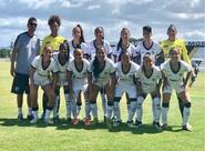 Futebol Feminino: Ceará joga bem e larga na frente no estadual Sub-20