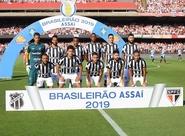 Ceará joga bem, mas não consegue superar o São Paulo no Morumbi