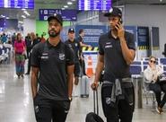 Ceará embarca para Curitiba, onde enfrentará o Athletico/PR