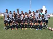 Futebol Feminino: Vozão goleia Verdes Mares e mantém invencibilidade no estadual Sub-20
