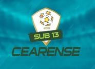 Na Cidade Vozão, Ceará marca 21 gols pelo estadual Sub-13