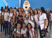 Ceará realiza mais uma edição do Vovô vai à escola