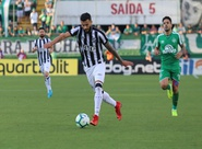 Jogando na Arena Condá, Ceará perde para a Chapecoense por placar mínimo
