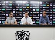 Ceará anuncia Jorge Macedo como Executivo e Sérgio Dimas como Gerente de Futebol