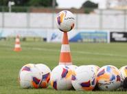 Na véspera do jogo, Ceará treina na manhã desta sexta-feira