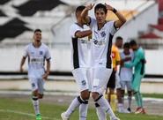 Ceará vence o Corinthians fora de casa e chega a vice-liderança no Brasileirão de Aspirantes