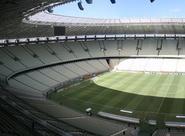 Treino deste domingo será realizado na Arena Castelão