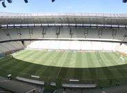 Treino desta quarta-feira será realizado na Arena Castelão