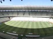 Arena Castelão será o palco dos trabalhos desta tarde
