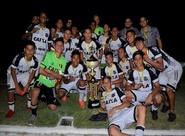 Pelo 2º ano consecutivo, times Sub-15 e 17 do Vovô vencem Copa Água Branca NE
