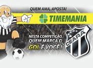 Aposte na Timemania e concorra ao prêmio de R$ 4.900.000,00